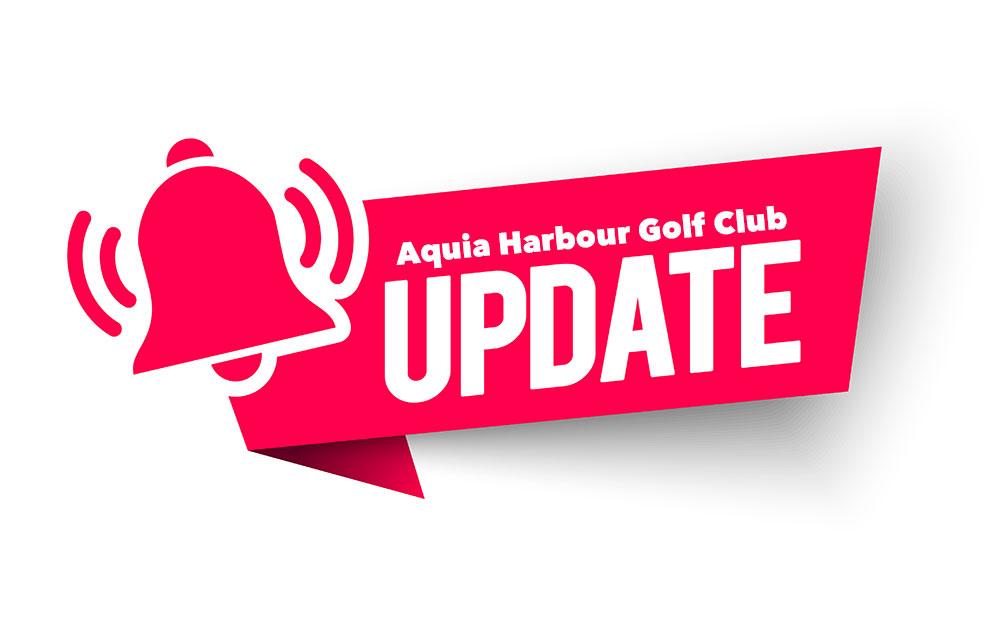 Golf Course Update